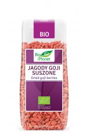Jagody Goji Suszone Bio 100 G - Bio Planet