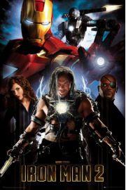 Iron Man 2 Mix - plakat