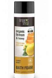 Organiczny Płyn do kąpieli cytryna i miód OS Organic Shop