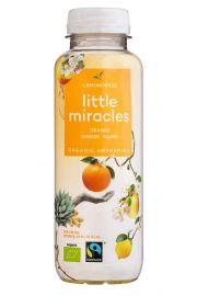 Napój Energetyzujący O Smaku Trawy Cytrynowej Bio 330 Ml - Little Miracles