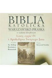 Listy cz�� IV i Apokalipsa �wi�tego Jana