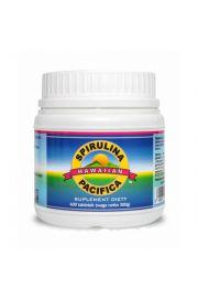 Spirulina Hawajska Pacifica (600 tabletek) - suplement diety