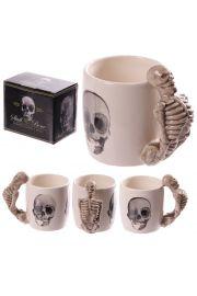 Ceramiczny Kubek z nadrukiem Szkieletor
