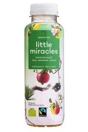 Napój Energetyzujący O Smaku Zielonej Herbaty Bio 330 Ml - Little Miracles