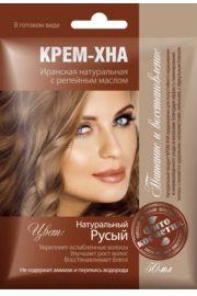Naturalna Irańska Krem – Henna Ciemny Blond FIT Fitocosmetic