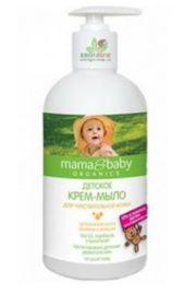 Mama&Baby Kremowe mydło dla skóry wrażliwej ?ama&Baby