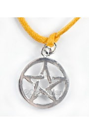 Bransoletka z pentagramem