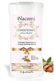 Wzmacniająca Odżywka do włosów z olejem ze słodkich migdałów NACOMI