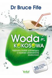 Woda kokosowa.