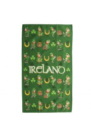 Irlandzki Bawełniany Ręczniczek