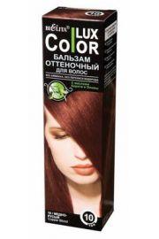 Odżywka koloryzująca do włosów ton 10 kol. miedziany brąz. B&V Belita & Vitex