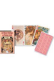 Karty do gry Piatnik 1 talia Mucha