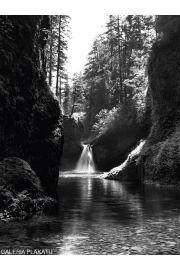 Wodospad Eagle Creek - reprodukcja