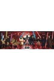 Star Wars Gwiezdne Wojny Miecze Świetlne - plakat