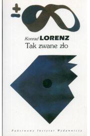 Tak zwane z�o - Lorenz Konrad