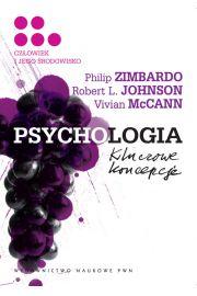 Psychologia Kluczowe koncepcje Tom 5