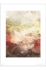 Abstract Ombre - art print