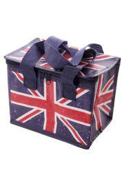 Tkana torba termoizolacyjna (Ted Smith) - Flaga Wielkiej Brytani