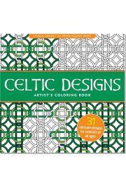 Kolorowanka Artystyczna Celtyckie Wzory