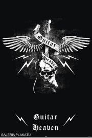 Art Worx - Guitar Heaven - Gitara - plakat