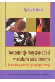 Kompetencje muzyczne dzieci w młodszym wieku szkolnym