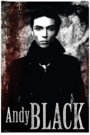 Andy Black Stone - plakat