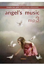Muzyka Anielska, mp3, 11 godzin muzyki z 10 płyt CD