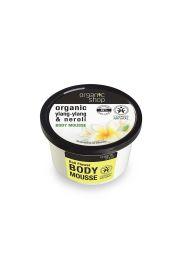Organiczny mus do ciała Balijskie Kwiaty OS Organic Shop
