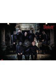 Slipknot Band - plakat