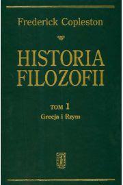 Historia filozofii T.1.Grecja i Rzym