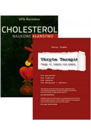 Zestaw 2 ksi��ek: Ukryte terapie i Cholesterol