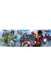 Avengers Czas Ultrona - Skyline - plakat