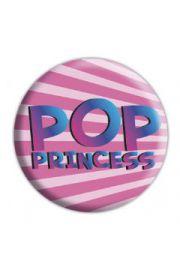 POP PRINCESS - przypinka