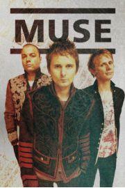 Muse Zespół - plakat