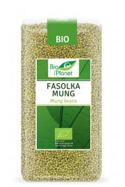 Fasolka Mung Bio 400 G - Bio Planet