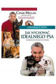 Zestaw 2 książek Jak zostać przywódcą stada + Jak wychować idealnego psa
