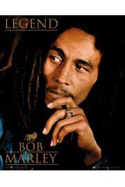 Bob Marley - Legenda - rasta plakat