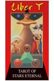 Liber T: Tarot Wiecznych Gwiazd - Tarot of Stars Eternal