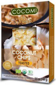 Chipsy Kokosowe Prażone Bio 100 G - Cocomi