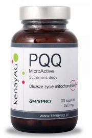 PQQ MicroActive (30 kapsułek) - suplement diety