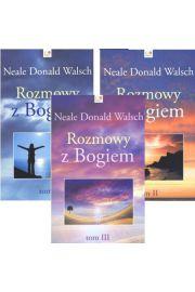 Zestaw 3 książek Rozmowy z Bogiem