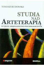 Studia nad arteterapią w ujęciu aksjol-psycholog.