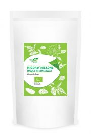 Migdały Mielone (Mąka Migdałowa) Bio 100 G - Bio Planet