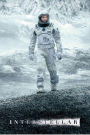 Interstellar - plakat