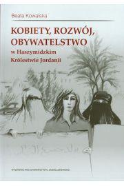 Kobiety rozwój obywatelstwo w Haszymidzkim Królestwie Jordanii