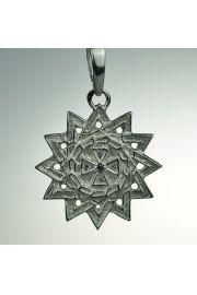 Gwiazda Arcygamy, srebrna