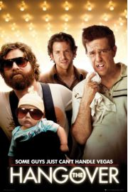 Kac Vegas - The Hangover - plakat