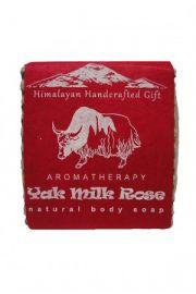 Mydło Yak Milk Rose - Mleko Jaka z Różą