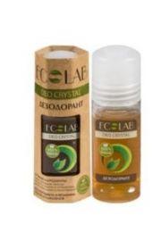 Dezodorant naturalny Kora dębu , Zielona Herbata DEO CRYSTAL ECOLAB