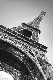 Paryż Zwiedzanie Wieża Eiffla - plakat
